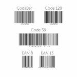 Пластиковая карта со штрих-кодом